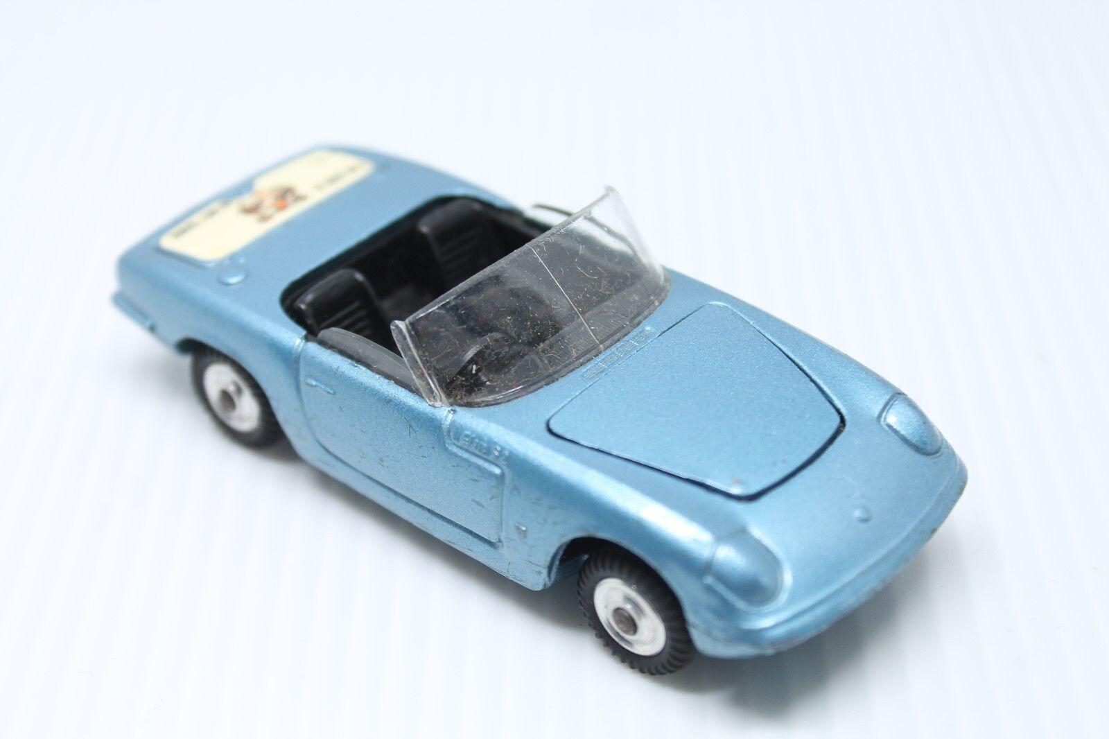 Corgi toys  Lotus Elan s2  tigre en My Tank  1 43  original