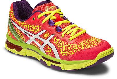 Asics Gel Netburner Professional 12 Womens Netball Shoe (B) (2001) | SAVE $$$