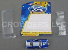 RARE 2009 Hot Wheels G Machine Blue Mach 1 70 Mustang Ford Racing Custom Design