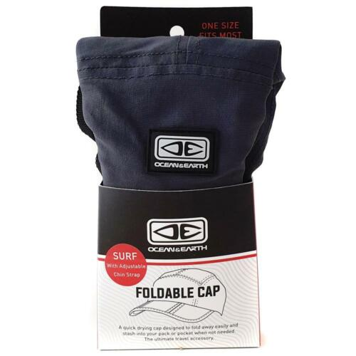Foldable Quick Drying  Tropic Stash Surf Cap From Ocean /& Earth