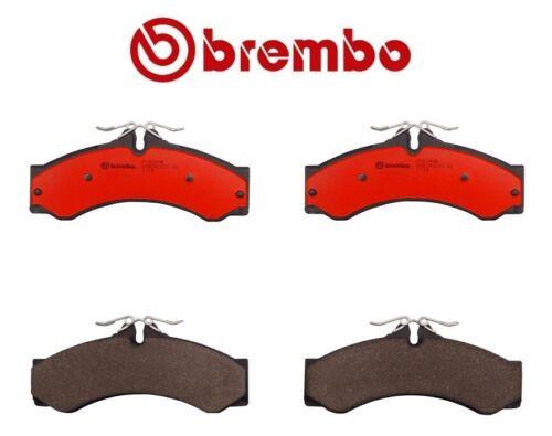Front For Dodge Sprinter 2500 3500 Disc Brake Pad Ceramic Brembo P50088N