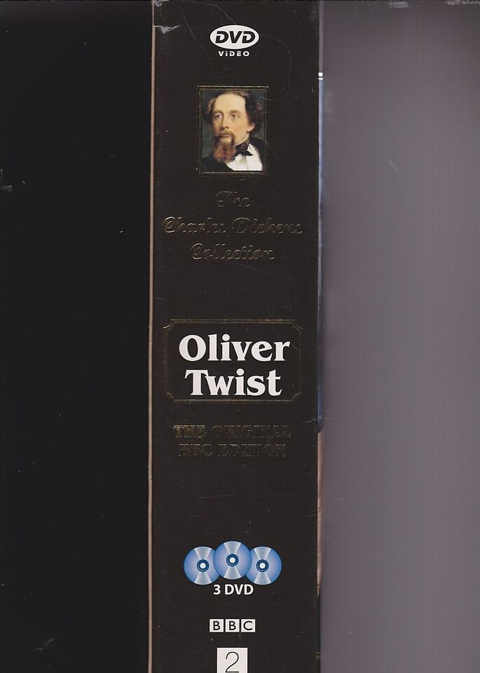 Oliver Twist, DVD, TV-serier