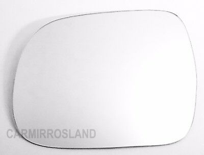 Toyota Hilux 1997-2005 left passenger near side convex mirror glass 539LS