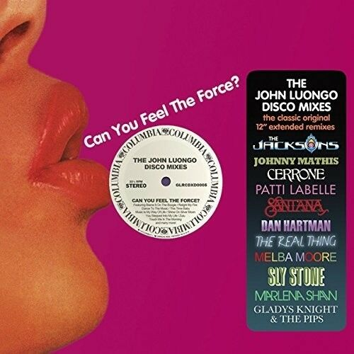 Can You Feel The Force: John Luongo Disco Mixes / Various [New CD] UK - Import