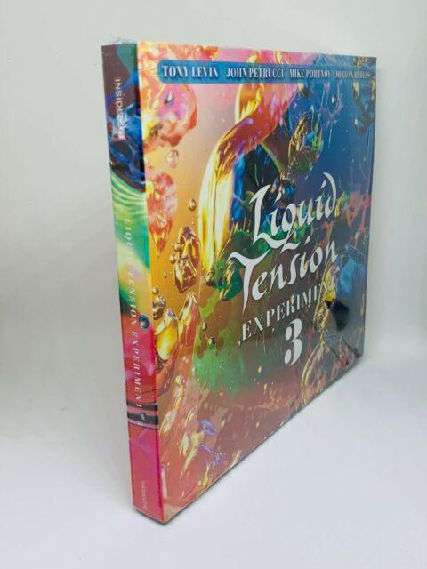 LIQUID TENSION EXPERIMENT - LTE3 2 CD Digipak  SET NEW