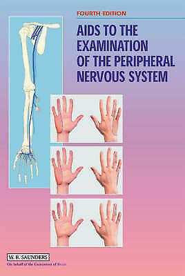 Aids to the Examination of the Peripheral Nervous System (Neurology)-ExLibrary