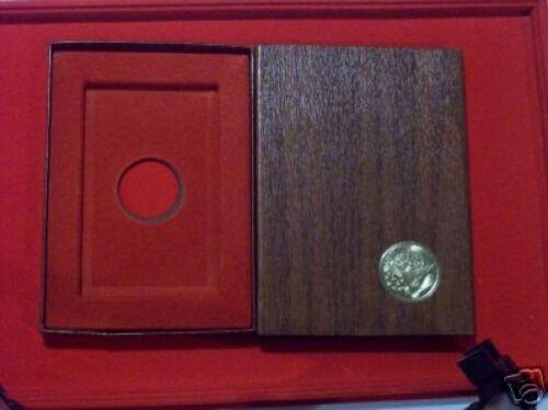 Empty Brown Ike Box