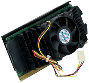 Intel-Pentium-III-700MHz-SLOT1-SL3XM-Refroidisseur