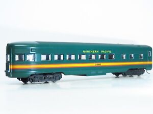 c40009ff6a68 Image is loading HO-Upgraded-Athearn-NORTHERN-PACIFIC-Streamlined -OBS-Passenger-