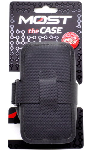 Pinarello MOST The Case Saddle Bag Water-Repellent Material with Waterproof Zip