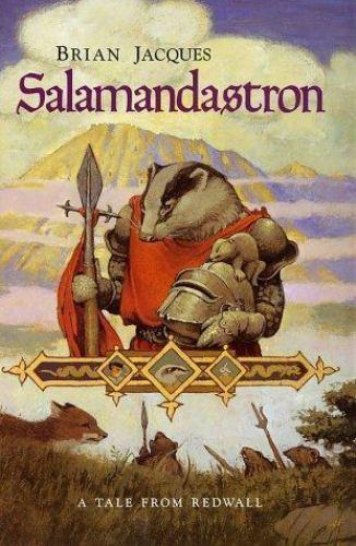 Salamandastron (Redwall)