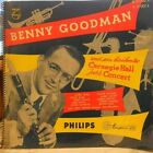 Benny Goodman ‎– Carnegie Hall Jazz Concert - LP 60er D - Philips 07000/7001