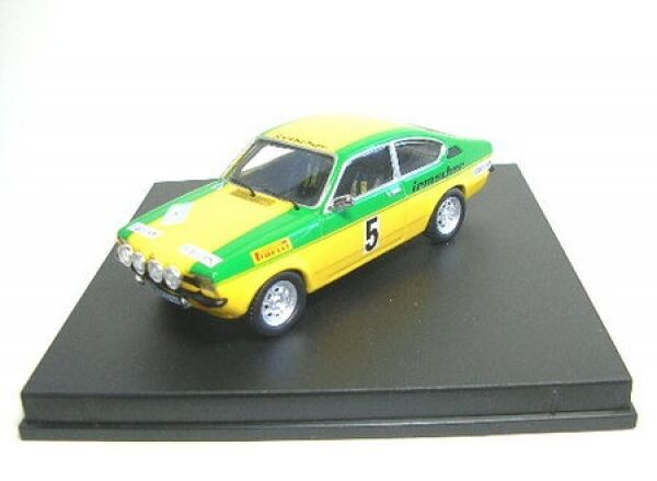 OPEL Kadett GTE Nº 5 sachs rally 1976