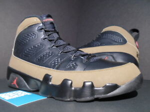 cheap for discount c584b 67af3 Image is loading 2012-NIKE-AIR-JORDAN-IX-9-RETRO-BLACK-