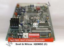 Snell & Wilcox IQDMSE-C - Multi Standard Encoder C( PAL/PAL-N/PAL-M/NTSC /SECAM)