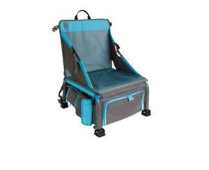 a7cdd3d6047e Coleman 2000020319 Treklite Plus Coolerpack Chair Blue Camping. +.  $83.99Brand New. Free Shipping