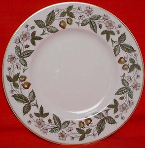 Image is loading WEDGWOOD-china-STRAWBERRY-HILL-WD4269-pattern-Dinner-Plate- & WEDGWOOD china STRAWBERRY HILL WD4269 pattern Dinner Plate @10-7/8 ...