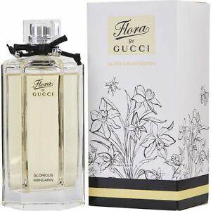 16a052598ea Flora Glorious Mandarin by Gucci 3.4 Oz EDT for Women 100ml Spray ...