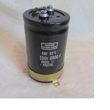 NIPPON Used Capacitor 6800uF 350 Volt Large Can