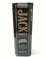 Jack Daniels Old No 7 Brand Limited Collectors Tin with Hinged Lid #2 in Series