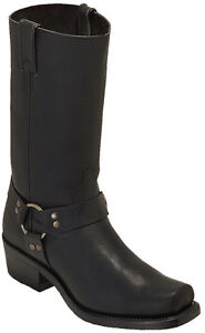 Boots-Boulet-2132-0017-bout-carre-large-noir-made-in-CANADA