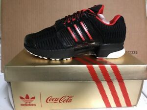 ADIDAS CLIMA COOL 1 LIMITED EDITION COCA COLA BLACK RED MEN NEW IN ...