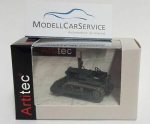 Artitec-1-87-387-377-Hanomag-K50-Motoniveladora-Resin-Fertigmodell