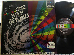 Details about One Step Beyond (Music from) (Soundtrack) (60's TV Sci-Fi  Series) (Harry Lubin)