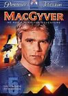 MacGyver Complete Fifth Season 0097360385045 With Allan Lysell DVD Region 1