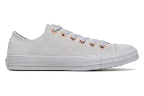 Damen Sneaker Ochsen All Chuck Converse Star Tonale Wildleder in Grau Taylor aus BcwrqBfxzg