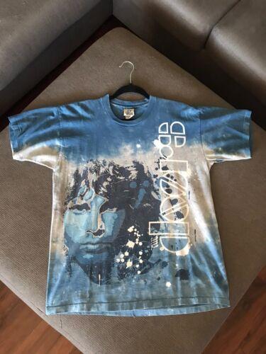 Vintage Liquid Blue The Doors Shirt