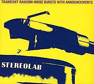 Stereolab-Transient-Random-Noise-Bursts-With-Announcements-Reissue-NEW-2CD