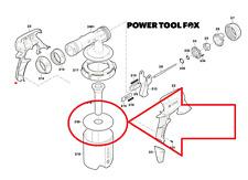 Bosch PFS 3000 Sellado de juntas Anillo de Peluche suave 2609006628 565