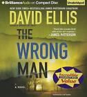 The Wrong Man by David Ellis (CD-Audio, 2013)
