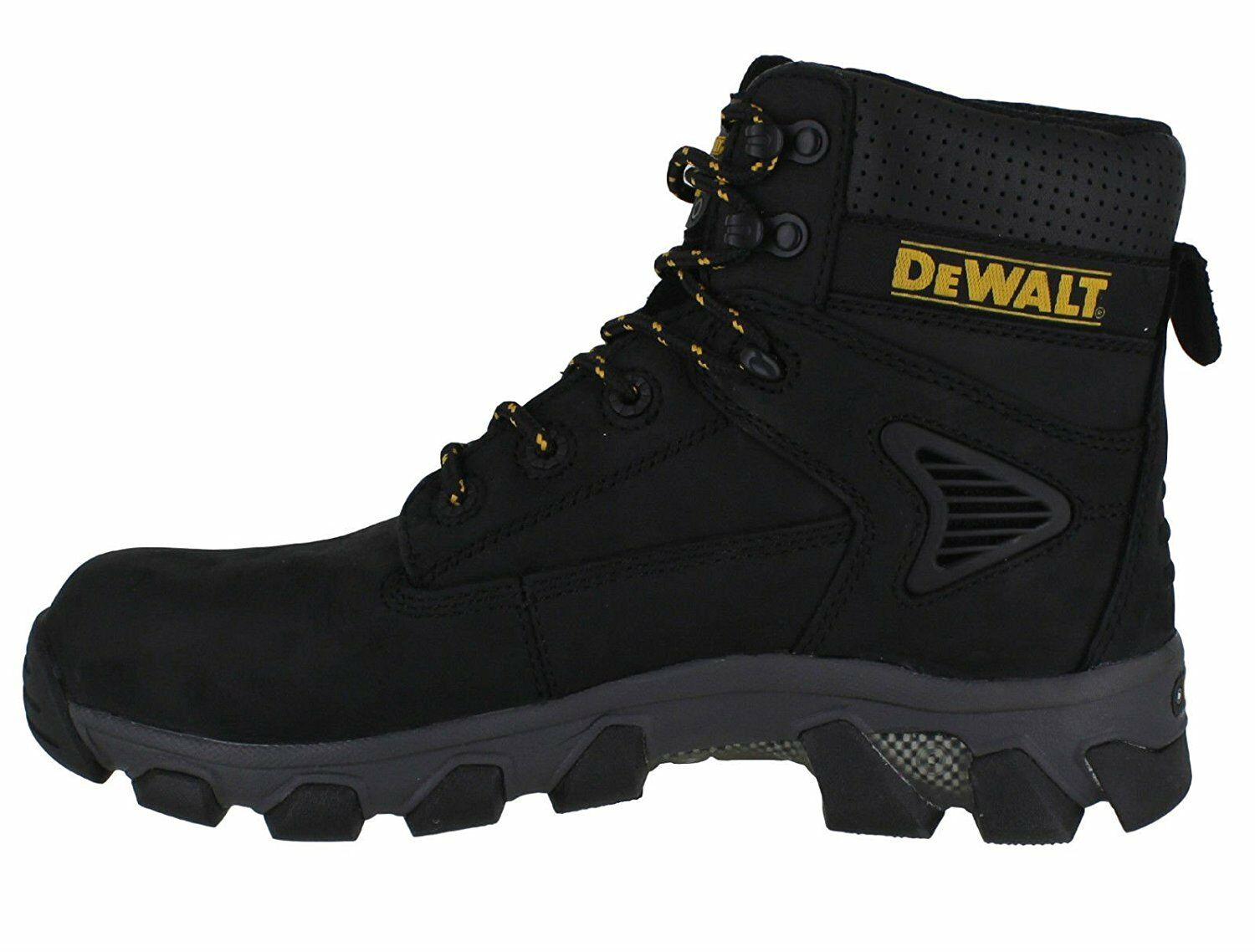 Dewalt Scalpello da men black shoes Lavgold Sicurezza - Punta Acciaio