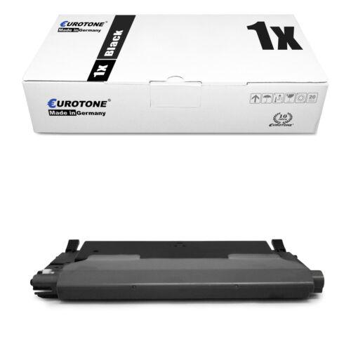PRO Toner SCHWARZ ersetzt Samsung CLT406 CLT-406 CLT-K406S K406S