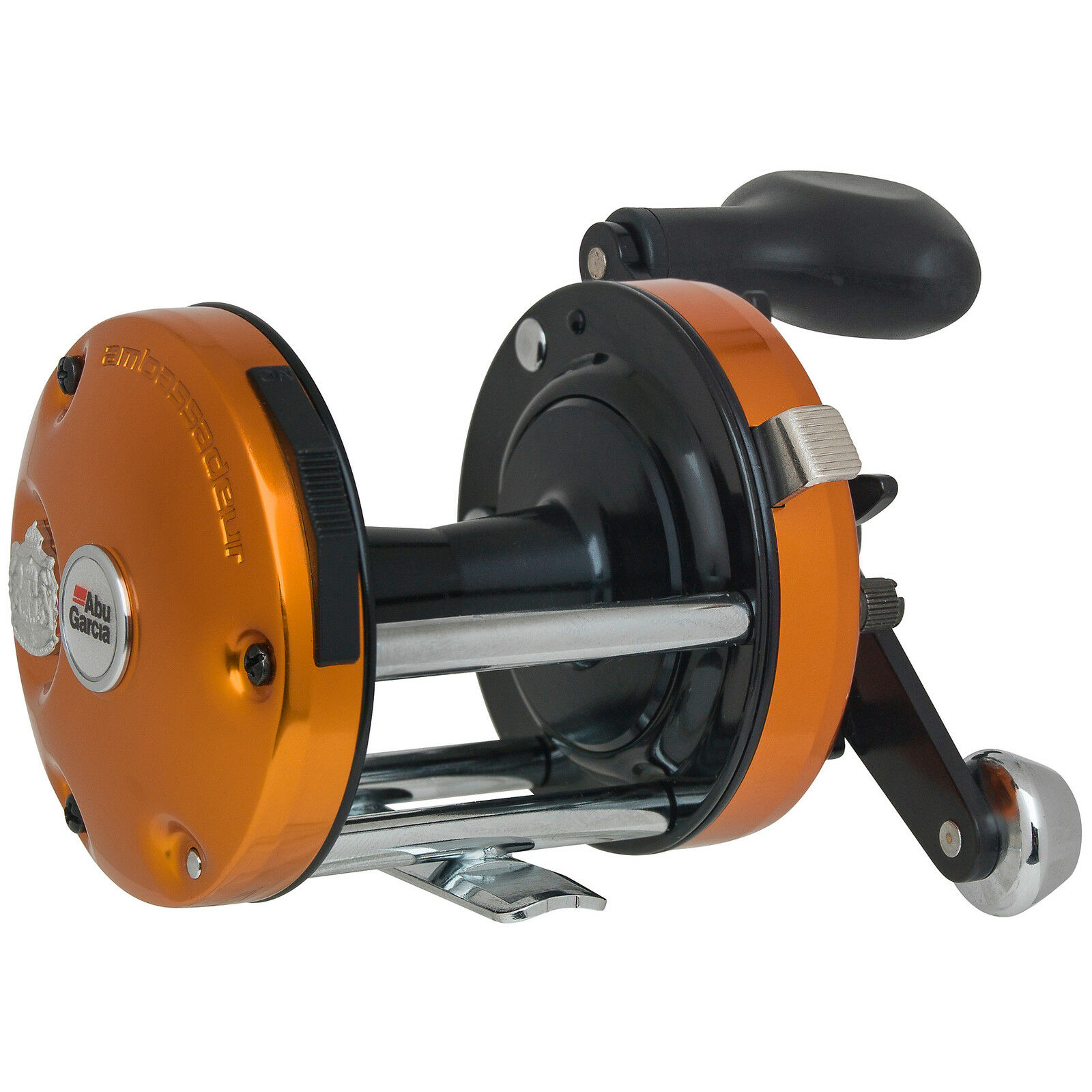 Abu Orange Garcia 6500 CT Power Handle Orange Abu / Sea Fishing Multiplier Reel / 1309544 ddfa96