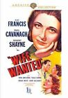 Wife Wanted 0883316814307 With Kay Francis DVD Region 1