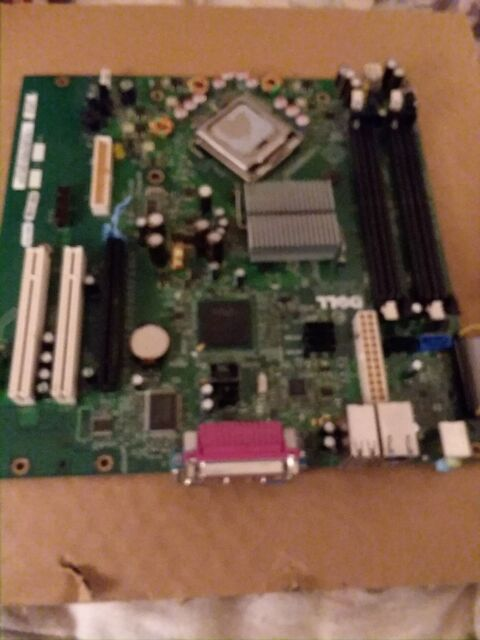 Dell OptiPlex 740 MDT Desktop Motherboard (System Mainboard