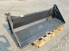 New Listingnew Cid 84 Skid Steer 4 In 1 Combination Bucket Attachment Heavy Duty