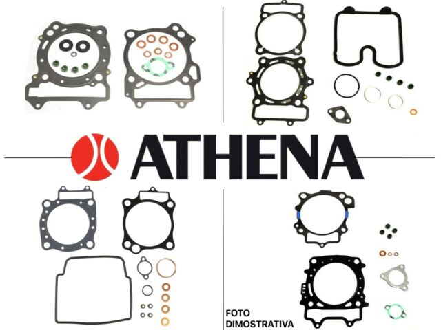 KIT COMPLETO GUARNIZIONI SMERIGLIO ATHENA - HONDA CRM 125 F X 2008 2009 2010