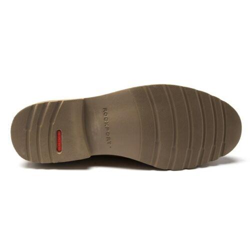 Rockport Mens Sr Wingtip Brogue Shoes Tan