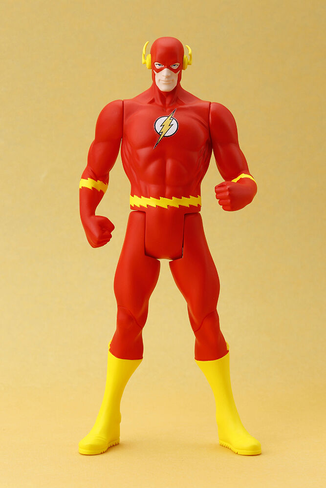 Flash Super Powers Classics - DC UNIVERSE ARTFX