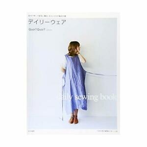 DAILY-CLOTHES-SEWING-Book-Japanese-Pattern-Book