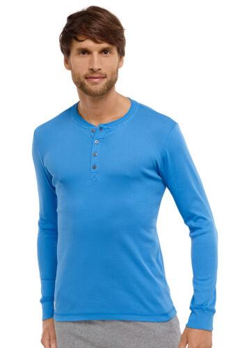 SCHIESSER Herren Mix /& Relax Shirt Langarm T-Shirt 48-66 S-7XL Übergrößen