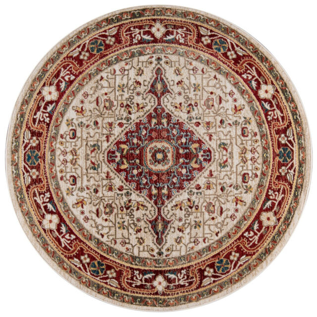 Medallion Oriental Design Rug