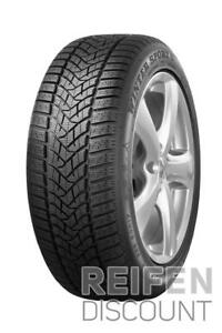 4x Dunlop Winter Sport 5 205/55 R16 91h M s Winterreifen