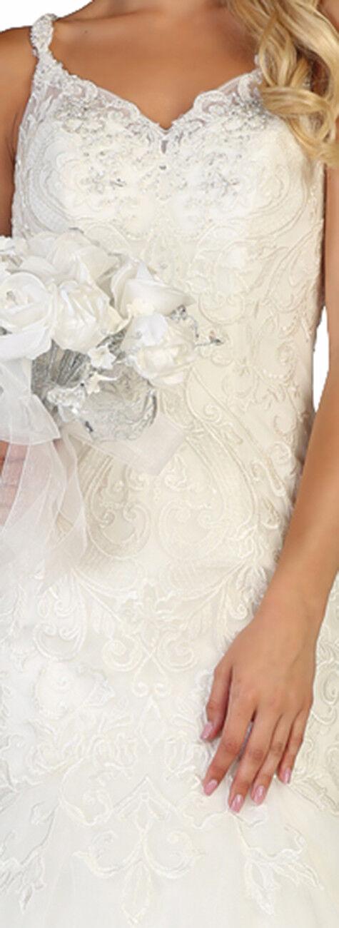 Sposa Sirena da Sera Formale Abito Abito Abito Vestito su Misura Debutante Ballo Sweet 16 16f2cb