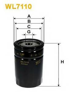 Wix-Filters-WL7110-Filtro-de-aceite-RC516866P-OE-Quality