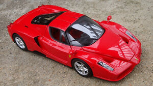 Sport-Ferrari-Built-F-1-GP-40-Race-Car-GT-24-Racing-Exotic-Red-25-Model-12-GTO